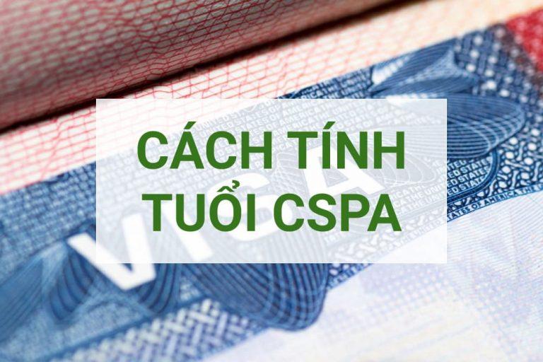 Công thức tính tuổi CSPA
